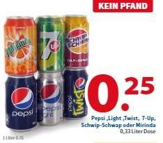[Grenzgänger NL] Sammeldeal 2 Brüder: z.B. M&M's Peanut 200 g 1,29, Pepsi Dosen je 0,25 €, Dallmayr 3,29 €