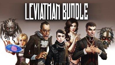[Steam] Leviathan Bundle (9 Spiele, teilweise mit Sammelkarten) für 2,49€ @ Bundle Stars