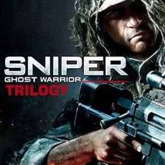 [Steam] Sniper: Ghost Warrior Trilogy (@indiegala)
