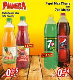[ZIMMERMANN] KW09 (29.02.-05.03.): Pepsi Max Cherry / 7 Up Mojito 1,5l 0,44€ bzw- Punica Multivitamin / Rote Früchte 1,0l 0,55€