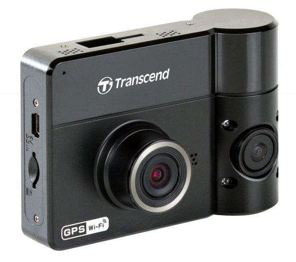 Transcend TS32GDP520A für 149,90€ @Amazon Tagesdeal - Dashcam fürs Vehikel mit 2 Kameras