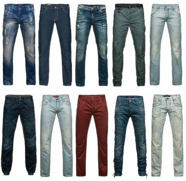 (outlet46.de) Cipo & Baxx Herren-Jeans für 9,99 Euro inkl. Versand!