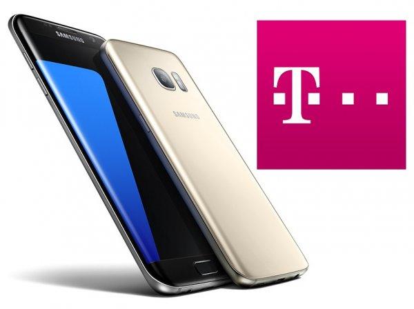 Telekom Magenta Mobil S/M/L mit Samsung Galaxy S7 Edge und Gear VR (ab eff. mtl. 2,07€)