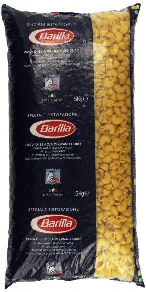 Barilla Pipe Rigate n. 91, 5 kg