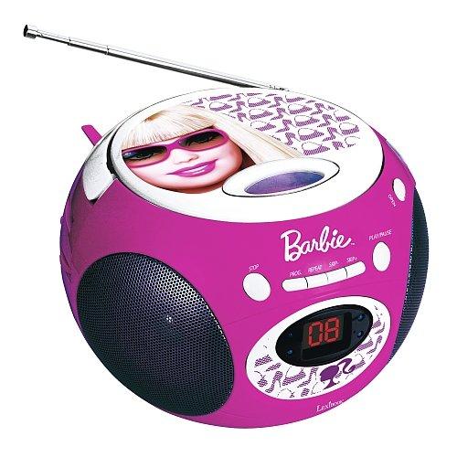 [toysrus] Barbie - CD Player mit Radio