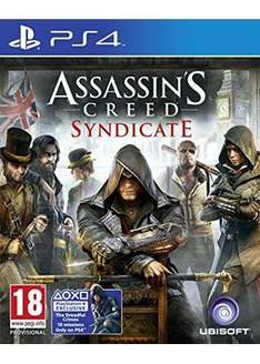 Assassin's Creed: Syndicate (PS4) für 24,44€ bei Base.com