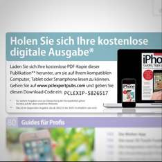 "Gratis PDF | Expert Guide iPhone Nr. 1/2016 ""iPhone - Guide, Tipps und Tricks"""