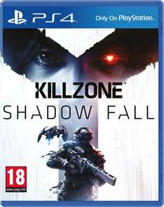 Killzone Shadow Fall Ps4 (Bundle Copy) 9,39 Euro [Amazon.co.UK]