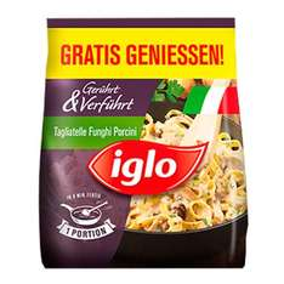 [AT] Iglo Gerührt & Verführt Gratis Testen / Geld Zurück bis 31.03.2016