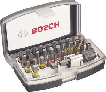 Bosch Schrauberbit-Satz, 32-teilig + Medisana Fieberthermometer für 8,88€ bei Brands4friends