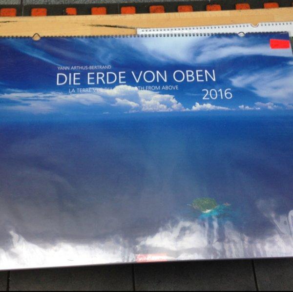 [LEIPZIG] Alle Kalender von 2016 für 1€ auch große Formate zB Die Erde von oben @ Petersbogen