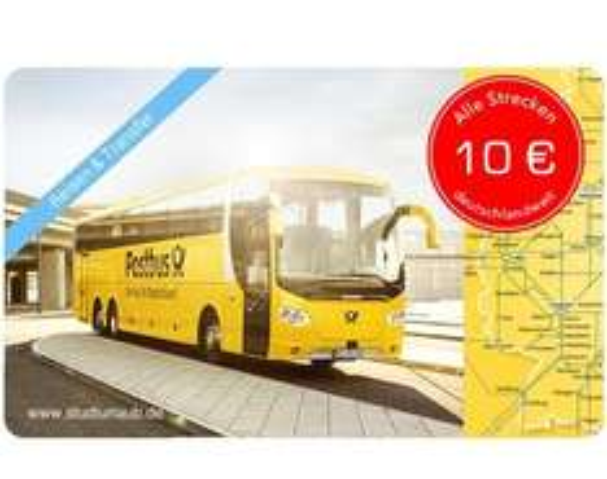 Für Studenten: Alle Strecken mit dem Postbus nur 10 €