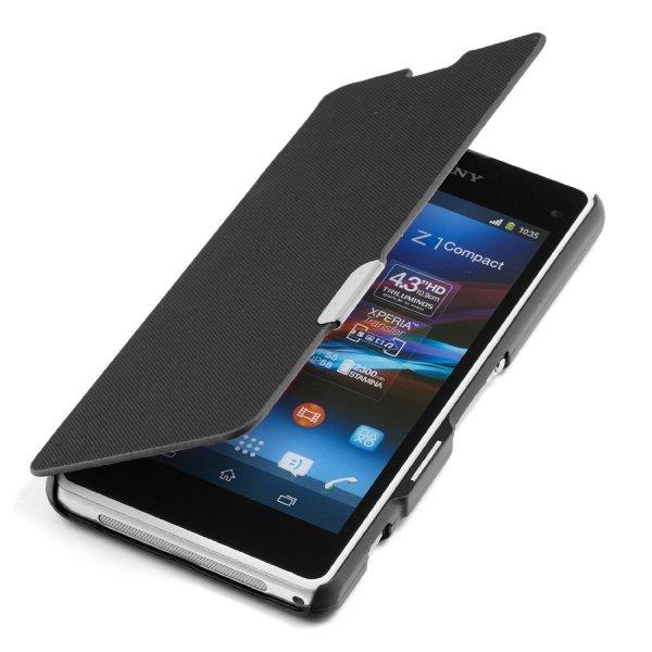Schutzhüllen / Flipcover für verschiedene Smartphones für 0,07€ inkl. Versand statt 8,35€