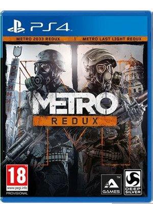 Metro: Redux (Playstation 4) für 14,35 € bei Base.com