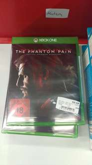 Metal Gear Solid The Phantom Pain XBOX One (Media Markt Porta Westfalica)