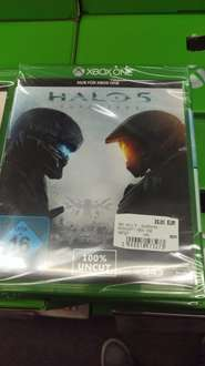 Halo 5 Guardians XBOX One (Media Markt Porta Westfalica)