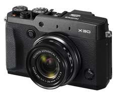 Fujifilm X30 Digitalkamera für 319,64 € @Amazon.co.uk