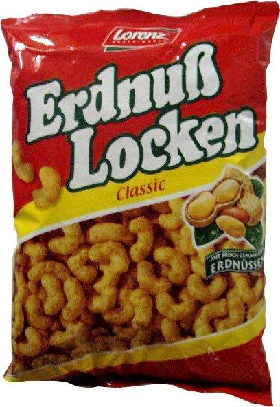 LIDL [Bundesweit] Lorenz Chrunchips und Erdnußlocken -16% bzw. -25%