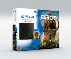 [lokal Saturn Oberhausen] PlayStation 4 Ultimate Player Edition 1TB, 2 Controller und Far Cry Primal // und andere Angebote