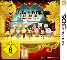 [Amazon.de] Theatrhythm Final Fantasy Curtain Call (Standard Edition) - Nintendo 3DS - für 19,99€