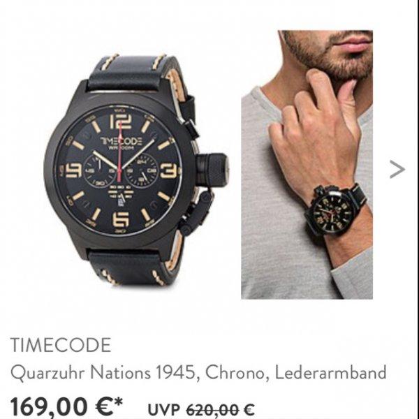 Verschiedene Timecode Uhren(Stark Reduziert)