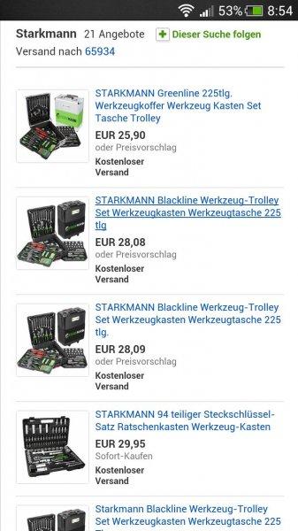 Starkmann Werkzeuge