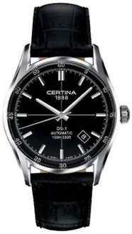 AMAZON@ Certina DS-1 Herren-Armbanduhr XL Analog Automatik Leder C006.407.16.051.00