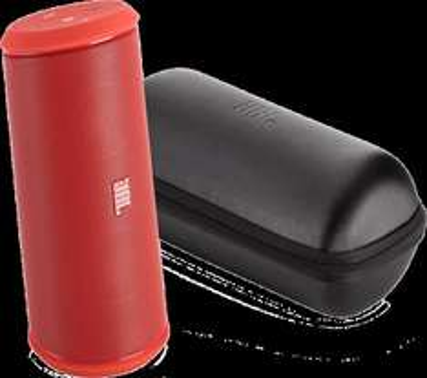 JBL Flip 2 rot Bluetooth Lautsprecher 63,95€ per Nachnahme oder 59€ bei Kreditkartenzahlung