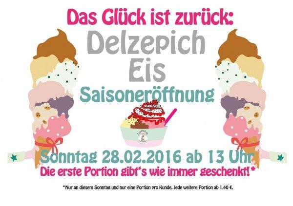 [Lokal Hamburg] Delzepich Eis - Eine Portion Eis im Wert von 1,6€ gratis