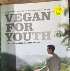 Vegan for Youth 4,99 Vita Nova Düsseldorf