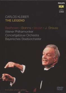"[Amazon.it] ""Carlos Kleiber - Die Legende"" (5 DVDs) & ""Leonard Bernstein: Beethoven"" (7 DVDs) für je 22,76€ [jeweils dt. Version]"