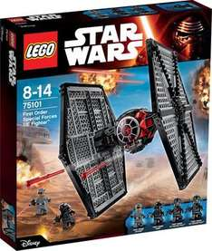 [Lokal: NRW]  Lego Star Wars Tie Fighter 75101 - Mayersche