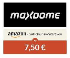 [Maxdome+Amazon] 1 Monat Maxdome gratis + 7,50€ Amazon