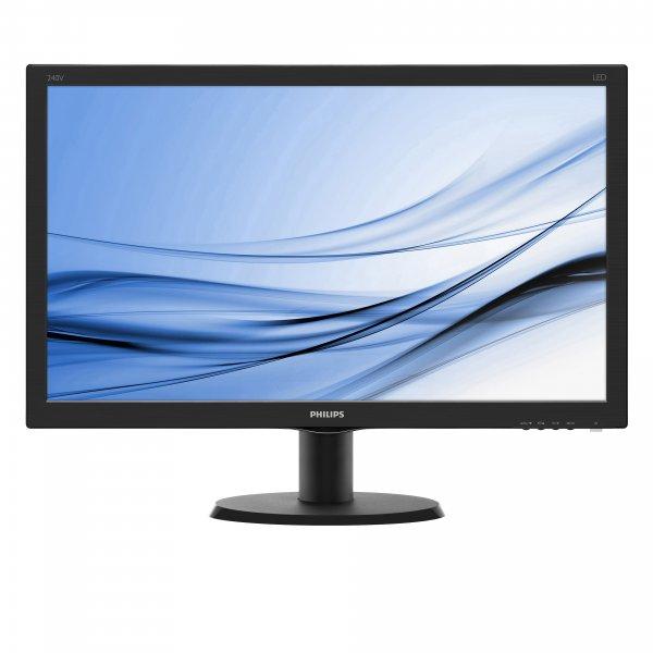 """23,8"""" Monitor Philips 240V5QDAB (FHD, IPS-Panel, Lautsprecher, VGA, DVI, HDMI)"""