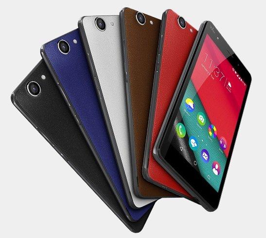 WIKO Pulp 4G LTE-Dual-SIM Smartphone 12.7 cm (5 Zoll) 1.2 GHz Quad Core 16 GB, 2 GB Ram,  13 Mio. Pixel, 2500 mAh, Android 5.1) in verschiedenen Farben inkl. Vsk für 144,49 € > [amazon.fr]