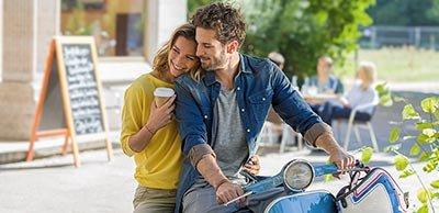 Roller, Moped, Mokick Versicherung Huk-Coburg 2016 ab 39 €