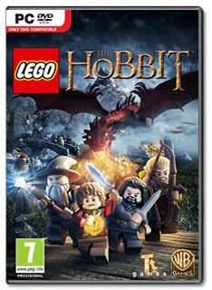 [Steam] LEGO The Hobbit für 2,53€ @ simplygames