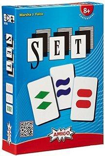 """Kartenspiel """"Set""""  von Amigo von 11 Euro auf 4 Euro (PlusProdukt) bei Amazon"""