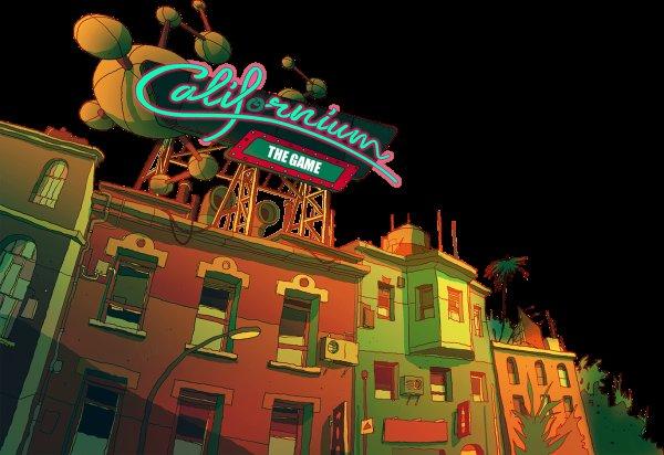 Californium, erste Episode Kostenlos spielen. (PC Game, Zip Datei ~212MB)