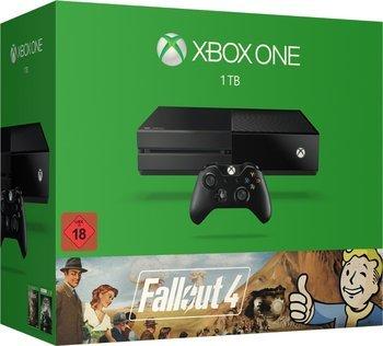 [Favorio B-Ware] Xbox One 1TB + Fallout 4 + Fallout 3 für 270,95€ inc. Versand