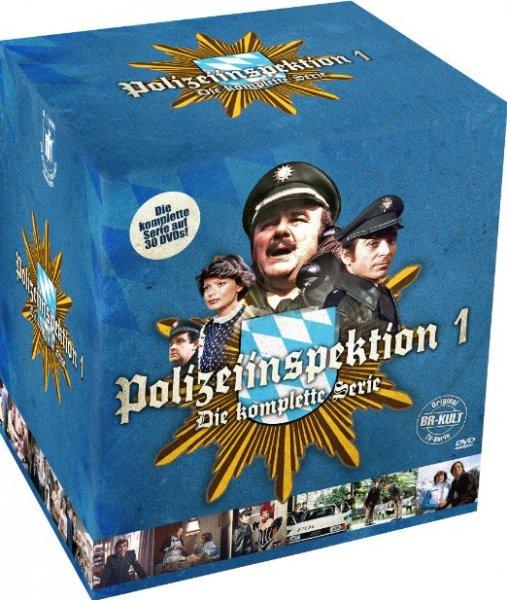 [Amazon.de] Polizeiinspektion 1 - Die komplette Serie [30 DVDs] nur 49.97 Euro inkl. Versand (VGP 77,60)