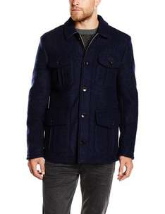 @Amazon: United Colors of Benetton Herren, Jacke, Wool Mix Casual Jacket für ca. 28€ mit Prime