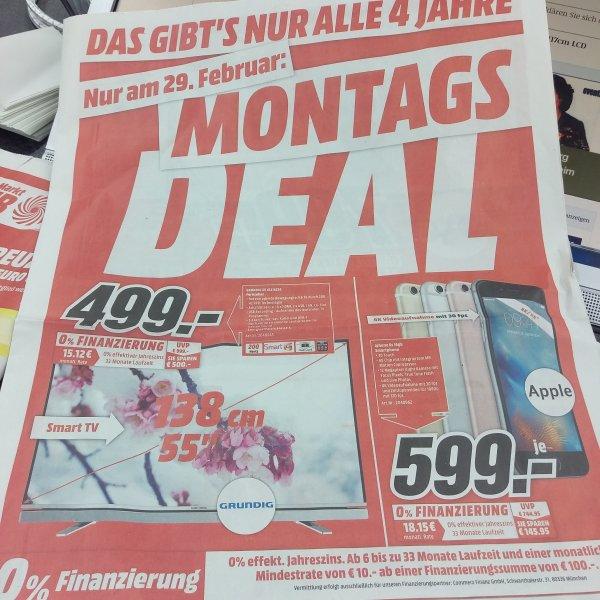 GRUNDIG 55VLE6524 FÜR 499€