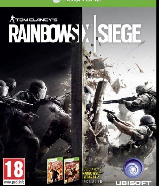 Tom Clancy's Rainbow Six Siege (Xbox One, PS 4)