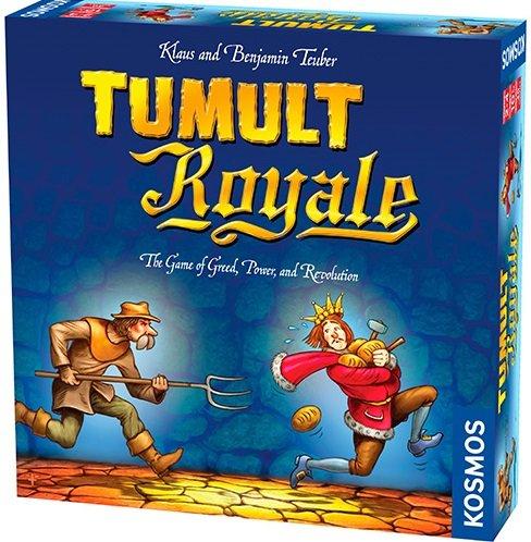 [ZZ Flashdeals] Tumult Royale, Mmm!, Golem Arcana, Krosmaster Junior (Brettspiel)