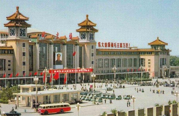 Flug Amsterdam - Peking - Amsterdam ab 310€ (328€) - Viele Termine im April 2016