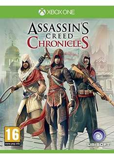 Assassin's Creed: Chronicles (Xbox One) für 23,29€ bei Base.com