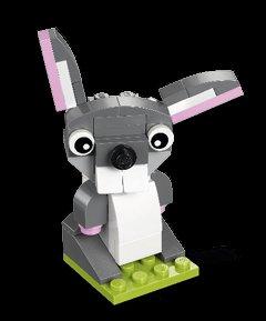 [Lokal] Gratis LEGO-Osterhase nur am 03.03. 2016