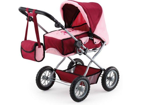 [Mytoys] 2x Grande Puppenwagen Kombi Bayer-Design bordeaux (oder 1x + 7€-Füllartikel) für 18,93€