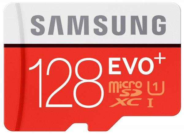 [Amazon] Samsung Evo Plus 128GB microSDXC Class 10 / U1 für 44,90€